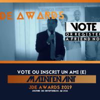 JDE AWARDS 2019 | Participe au concours national des 50 meilleurs jeunes entrepreneurs du Cameroun...